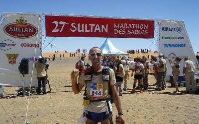 27^ Sultan Marathon des Sables 2012