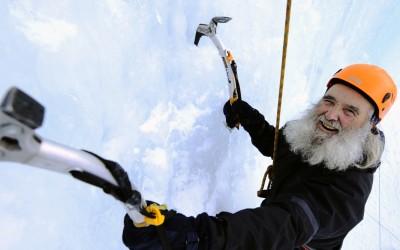 """Prima a Bra del Film """"l'Alpinista"""""""